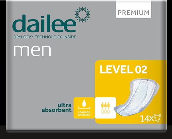 Dailee men level 02 premium