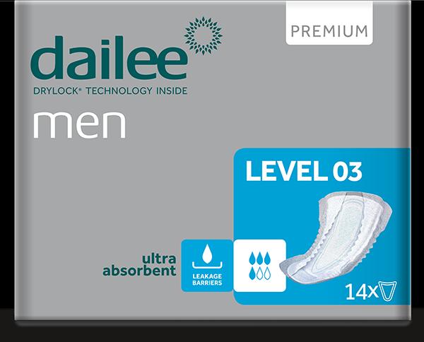 dailee men level 03 premium