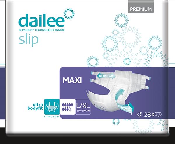 Dailee slip Maxi premium