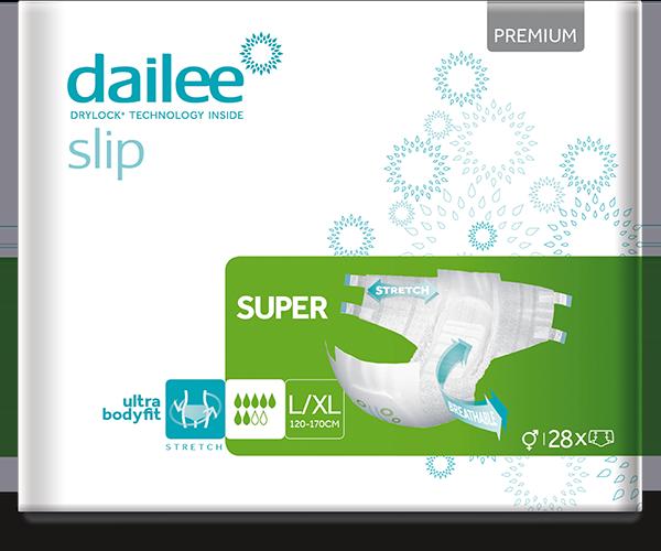 Dailee slip super premium