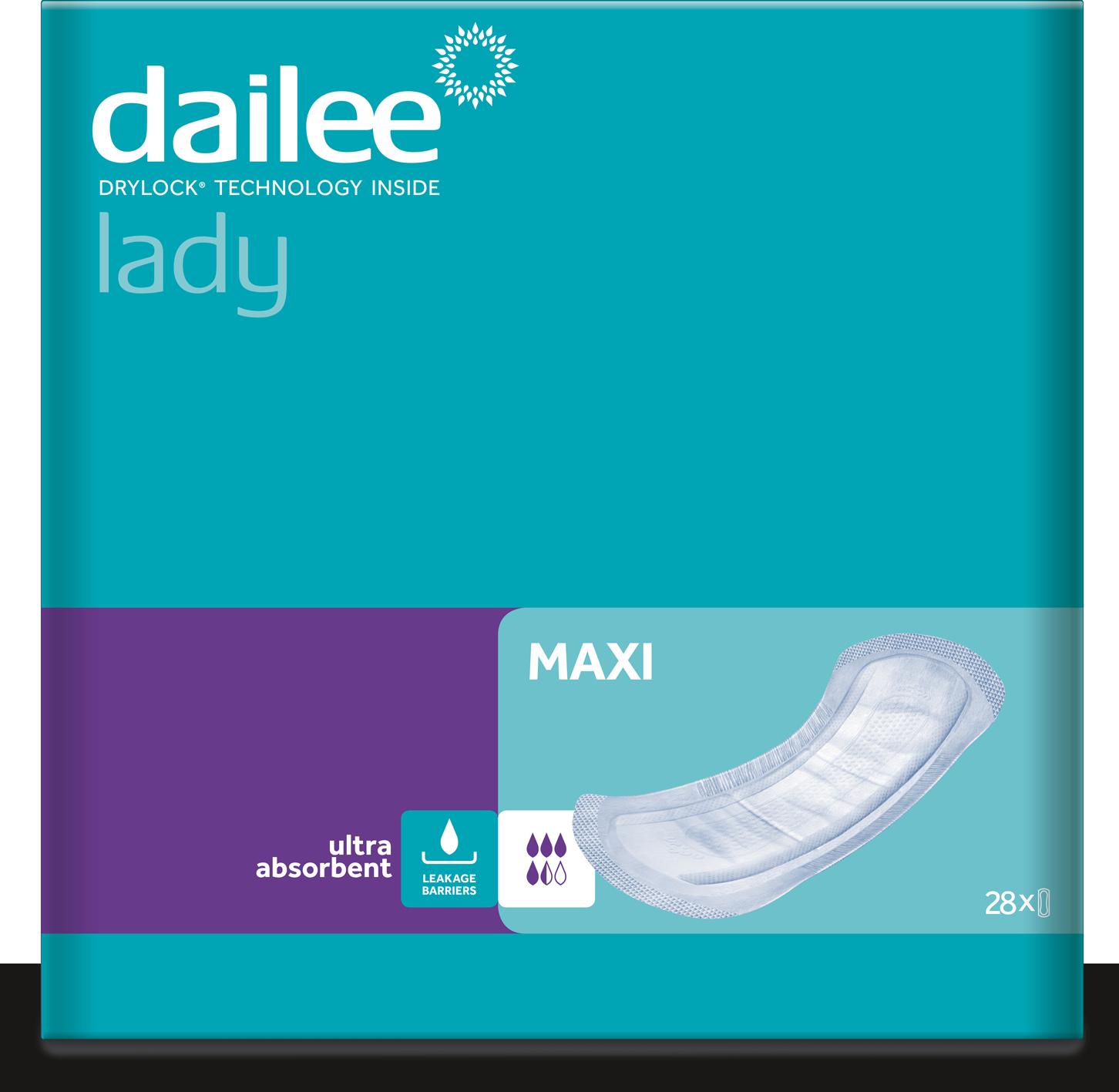 Dailee lady maxi