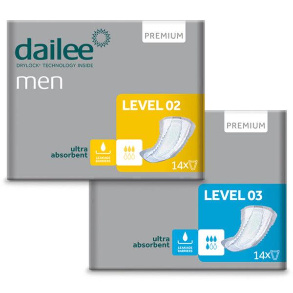 Dailee Men Premium