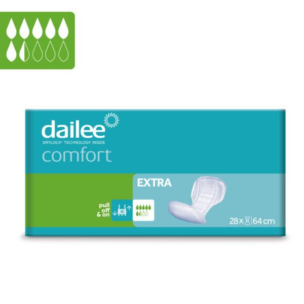 dailee comfort extra