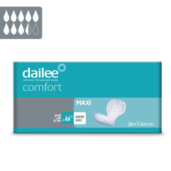 dailee comfort maxi