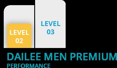 grafico dailee men premium level 02