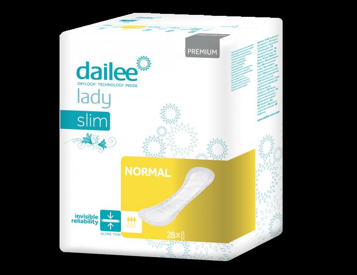 dailee lady slim premium normal
